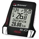 Sigma Sport ROX 5.0 Wireless Cycle Computer - Black