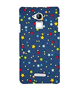 Vizagbeats Stars on Jeans Back Case Cover for Coolpad Note 3