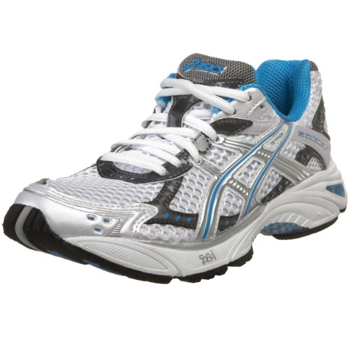 asics gel running shoes for and with flat