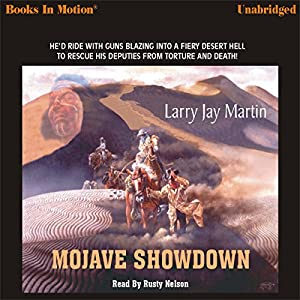 Mojave Showdown: Sheriff Ned Cody Series #1 | [Larry Jay Martin]