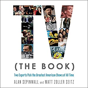 TV (the Book) Audiobook