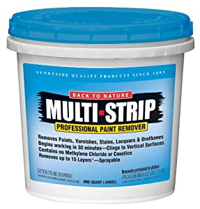 Sunnyside 65732 1-Quart Multi-Strip Paint and Varnish Remover at Sears.com