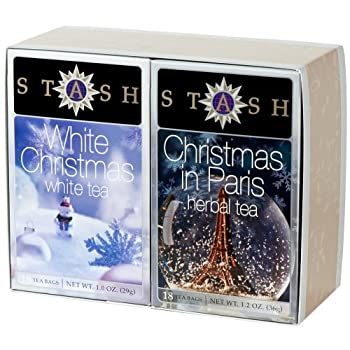 White Christmas and Christmas in Paris Double Pack