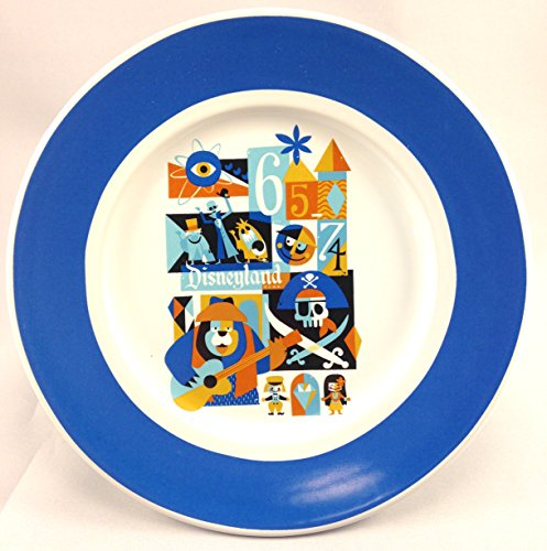 Disneyland 60th Diamond Celebration 1965-1974 Disney Decades Commemorative Plate