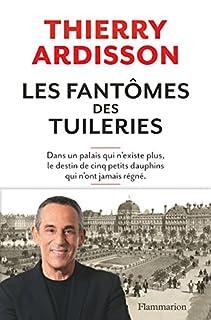 Les fantômes des Tuileries : dans un palais qui n'existe plus, le destin de cinq petits dauphins qui n'ont jamais régné