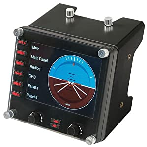 Pro Flight Instrument Panel from Made Simple
