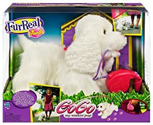 Hasbro 94371148 FurReal Friends GoGo - Perro andador