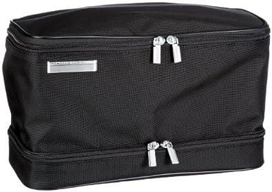 Porsche Design Unisex - Adults 09/47/79868-01 Cosmetics Bag Black EU
