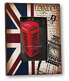 Zep Mayfair 6 x 4-inch London Wooden Photo Frame