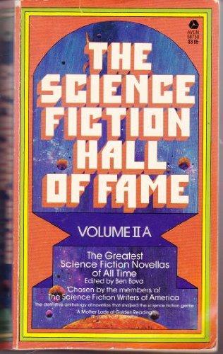 The Science Fiction Hall of Fame, Vol. IIA