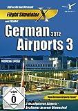 Flight Simulator X - German Airports 3 - 2012 (Add - On) - [PC]