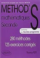 Méthod's Mathématiques Seconde Conforme au Nouveau Programme