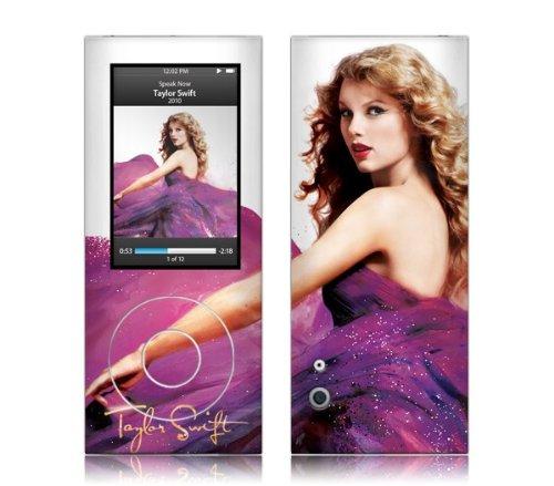 Zing Revolution Ms-Ts20039 Ipod Nano- 5Th Gen- Taylor Swift- Speak Now Skin front-549322