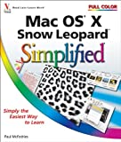 Paul McFedries Mac OS X Snow Leopard Simplified