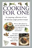 img - for Cooking for One (The Cook's Kitchen) book / textbook / text book