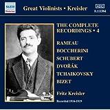 Various: Kreisler Edition Volume 4 (Naxos Historical : 8111384)
