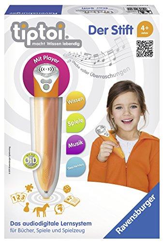 Ravensburger 00700 - tiptoi Stift mit Player