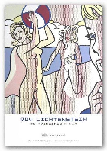 Nudes With Beach Ball by Roy Lichtenstein 29.75