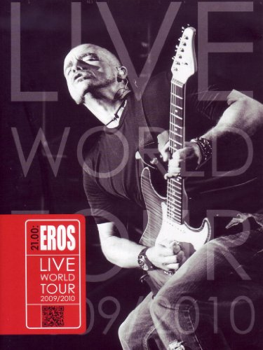Eros Ramazzotti - 21.00: Eros Live World Tour 2009/2010, DVD