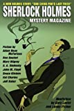 img - for Sherlock Holmes Mystery Magazine 8 book / textbook / text book