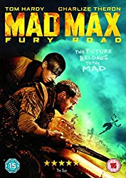 Mad Max: Fury Road [DVD] [2015]