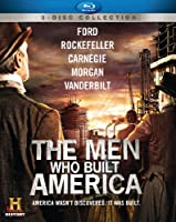 The Men Who Built America Blu-ray by Lions Gate