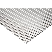 Aluminum 3003-H14 Perforated Sheet