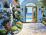 Hotel California by Behrens, Howard - Fine Art Print on PAPER : 18 x 14 Inches