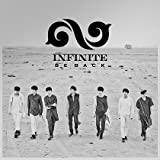 ProductInfo Infinite 2集 リパッケージ - Be Back (韓国盤)