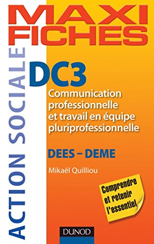 Maxi fiches DC3