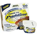 MHP Power Pak Pudding Fit & Lean Dutch Chocolate 4.5 oz -- 4 Cups