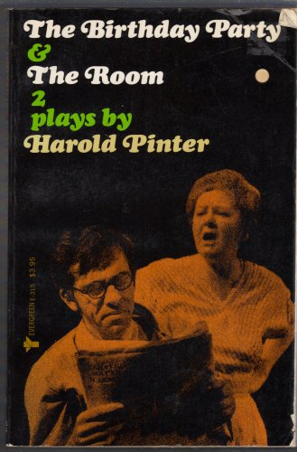 harold pinter a night out essay Free essay: the caretaker by harold pinter in ten minutes off for a tea-break in the middle of the night in more about the caretaker by harold pinter essay.