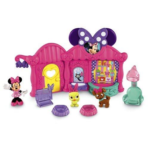 Fisher-Price Disney's Minnie Pet Salon - 1