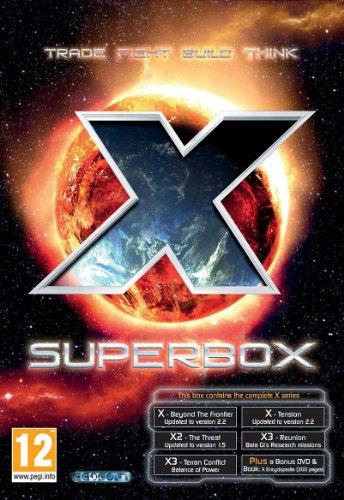 x superbox encyclopedia
