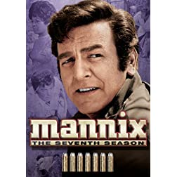 Mannix: The Seventh Season