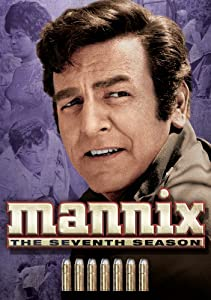 Mannix: The Seventh Season [DVD] [Region 1] [US Import] [NTSC]
