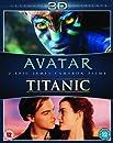 Avatar / Titanic [Blu-ray 3D + Blu-ray] [1997] [Region Free]