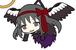 劇場版 魔法少女まどか☆マギカ [新編]叛逆の物語 悪魔ほむらつままれキーホルダー