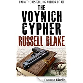 The Voynich Cypher (Cryptology Conspiracy / Intrigue Thriller) (English Edition)