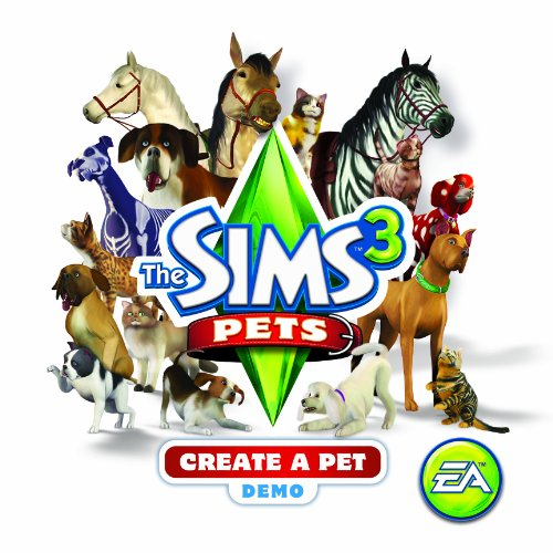 Sims 3 Create-A-Pet Demo [Download]