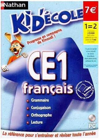 Kid'Ecole Français CE1
