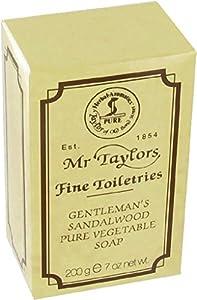 Savon pour le bain de 200g au bois de santal Taylors of Old Bond Street