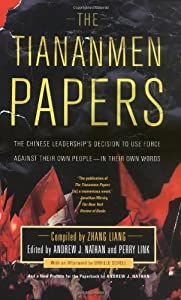 The Tiananmen Papers by Orville Schell