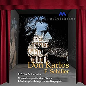 Don Karlos (Hören & Lernen) Hörbuch