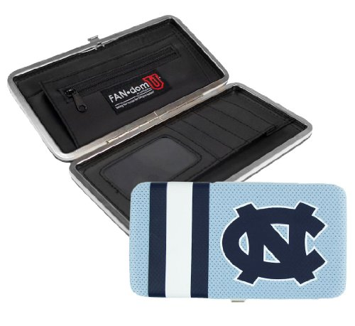ncaa-north-carolina-tar-heels-shell-mesh-wallet