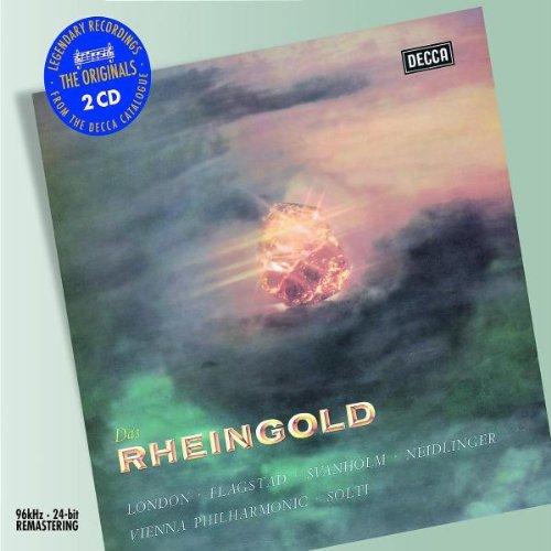 El Oro Del Rihn (Kirsten Flagstad) - Wagner - CD