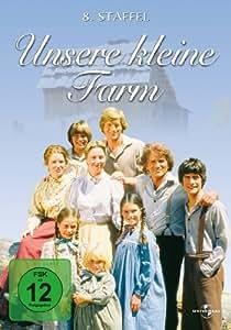 Unsere kleine Farm - 08. Staffel [6 DVDs]