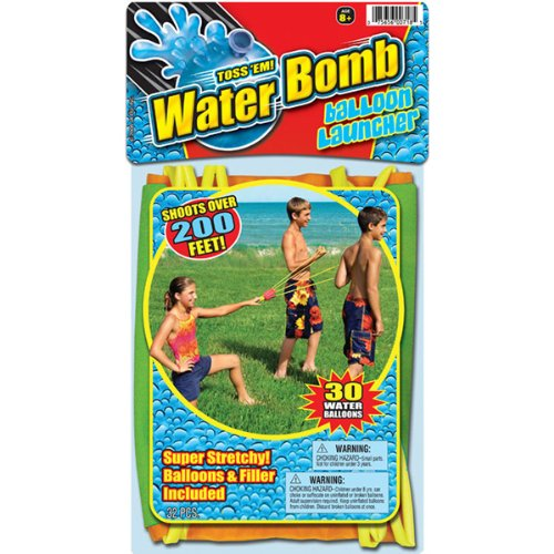 Jumpin Banana Water Balloon Catapult