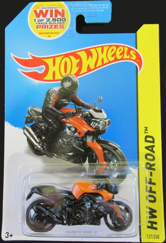 Hot Wheels HW Off-Road - BMW K 1300 R - 127/250 - 1