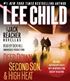 Three Jack Reacher Novellas (with bonus Jack Reachers Rules): Deep Down, Second Son, High Heat, and Jack Reachers Rules